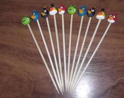 Palito para Marshmallow Angry Birds.