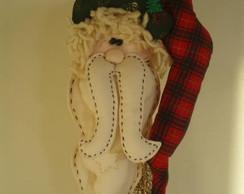 Molde Papai Noel de porta