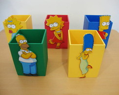 Porta L�pis - Simpsons