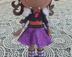 Monster High - Clawdeen Wolf