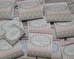 Ch� De Lingerie - Convite