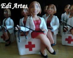 Lembrancinha Enfermeira
