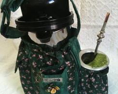 Bolsa Chimarr�o - Floral (BOLC01)