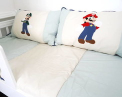 Kit de mini cama - Super Mario
