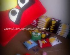 Almofadas Angry Birds