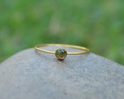 Alian�a Ouro e Turmalina Verde