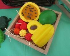 Kit Frutas Sabonete
