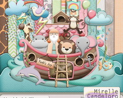 Digital Kit Noah's Ark