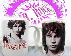 Caneca Lou�a Banda The Doors