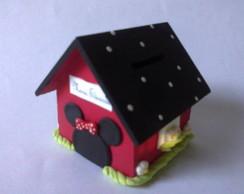 Casa Cofre Minnie - modelo 2