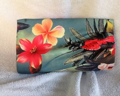 Clutch Estampada 2 pe�as