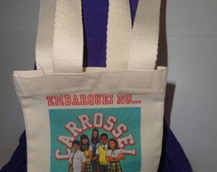 Eco Bag para doces Carrossel