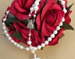 Ter�o Noivas P�rolas Super Brancas