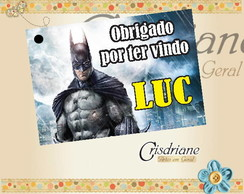 Tag Batman azul
