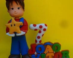 Topo Personalizado Mario Bros