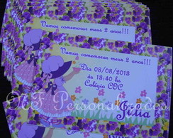 Convite Camponesa