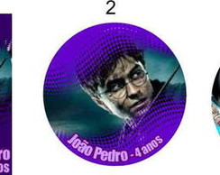 Harry Potter Adesivo Etiqueta �m� Tag