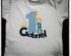 Camisa personalizada Pequeno Pr�ncipe