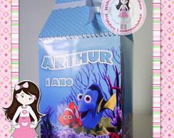 Caixa De Leite Nemo