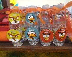 �gua personalizada Angry Birds