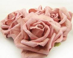 Large Blush Rose - Embalagem Com 1Rosa