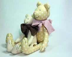 Mam�e e Filho Urso