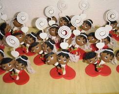 Noivos Cabe�udos Moreninhos