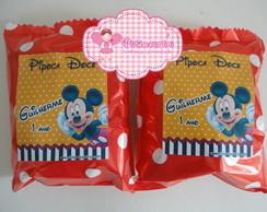 Pipoca Doce Mickey 07