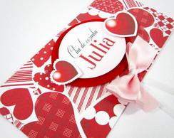 Convite Sweetheart