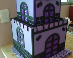 Castelo Monster high 2