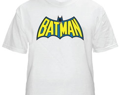 Camiseta HQ Batman