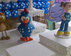 Kit de biscuit galinha pintadinha ALUGUE