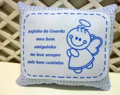 Mini Travesseiro Anjo da Guarda