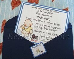 Cart�o de Apresenta��o do Beb�