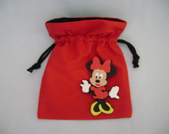 saquinho minnie ( 25 x 20 )