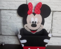 Centro De Mesa Porta Doces Minnie