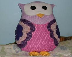 novos modelos de almofadas de coruja