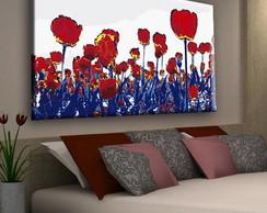 Quadro Flores Tulipa