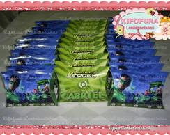 Caixa Pillow Lanterna Verde