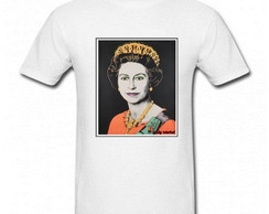 Camiseta Queen Elizabeth.