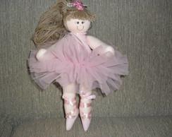Boneca Bailarina