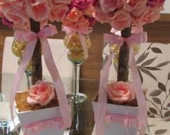 Topiara G rosa & pink