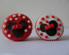 Cupcake Personalizado - Minie