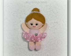 Bailarina Bonequinha Mini Da Bibiella