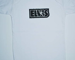 Body Elvis (aplique Bordado)