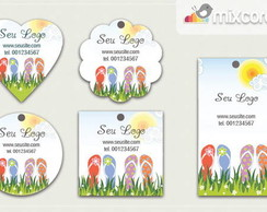Kit Tags - Etiquetas com Design! mod12