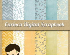 Pap�is Scrapbook 76 Farfalla