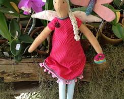 Boneca Tilda Anjo 6