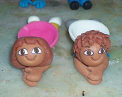 Forminhas para doces Dora Aventureira
