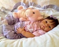 Beb� reborn Rita Isabel 2013, ADOTADA!!!